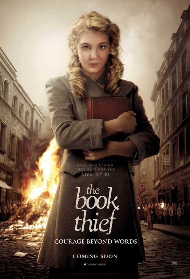 Book Thief Movie Poster