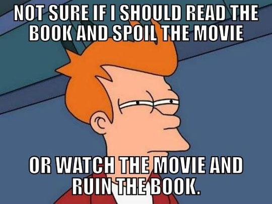 Book or Movie