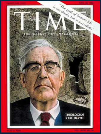 Time Cover Barth