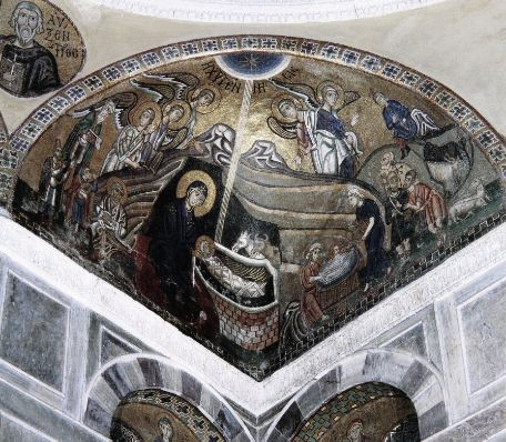 Mosaic of the Nativity