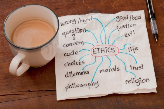 Ethics on a Napkin