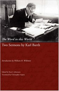 Johanson, The Word in this World (Review) | Theology and Church